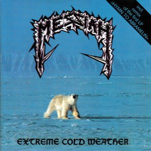 Messiah - Extreme Cold Weather / Hymn to Abramelin cover art