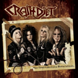 Crashdiet - The Unattractive Revolution cover art