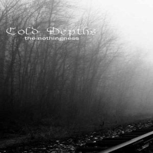 Cold Depths - The Nothingness cover art