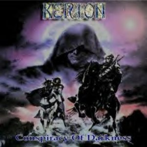 Kerion - Conspiracy of Darkness cover art