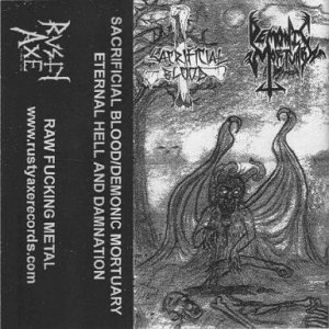 Sacrificial Blood - Eternal Hell and Damnation cover art
