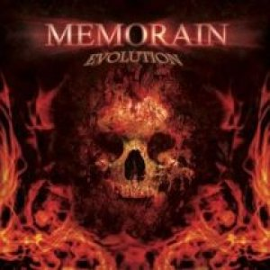 Memorain - Evolution cover art