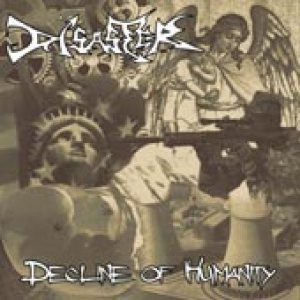 Disaster - Decline of Humanity cover art