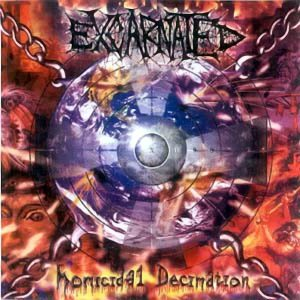 Excarnated - Homicidal Decimation cover art
