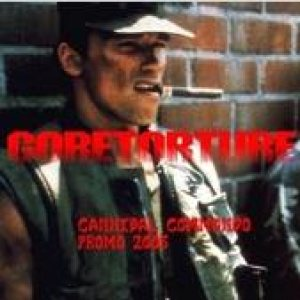 Goretorture - Cannibal Commando cover art