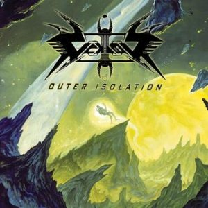 Vektor - Outer Isolation cover art