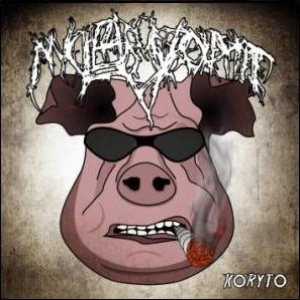 Nuclear Vomit - Koryto cover art