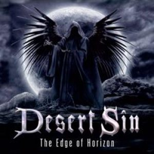 Desert Sin - The Edge of Horizon cover art