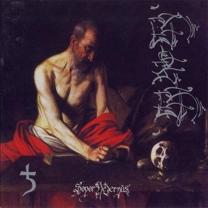 Sopor Aeternus and the Ensemble of Shadows - Ehjeh Ascher Ehjeh cover art