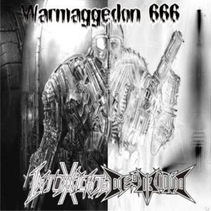 Intoxxxicated - Warmagedon 666 cover art