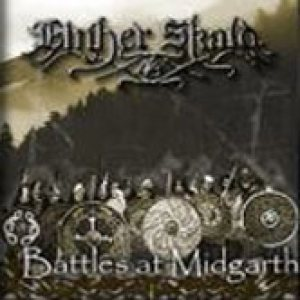 Einher Skald - Battles at Midgarth cover art