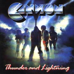 Cannon - Thunder and Lightning cover art