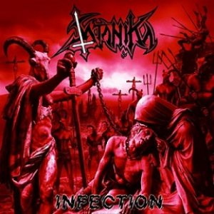 Satanika - Infection cover art
