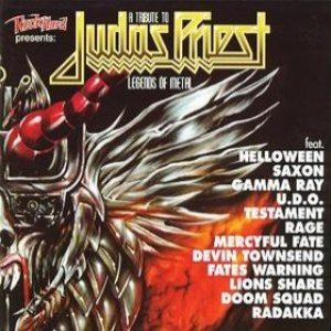 Various Artists - A Tribute to Judas Priest: Legends of Metal cover art