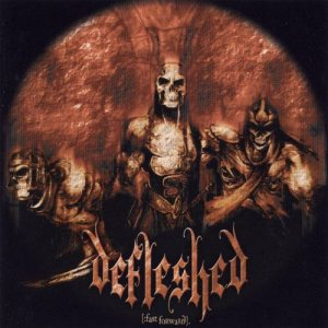 Defleshed - Fast Forward cover art