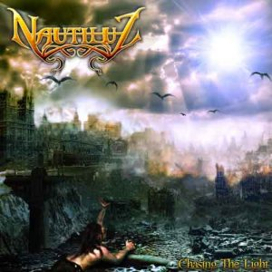Nautiluz - Chasing the Light cover art
