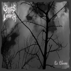 Ghosts of Lemuria - La Llorona cover art