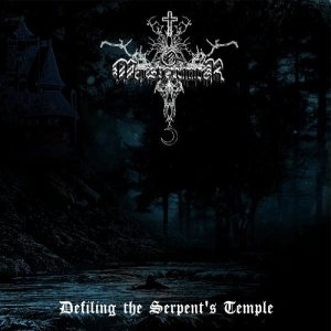O, Majestic Winter - Defiling the Serpent's Temple cover art