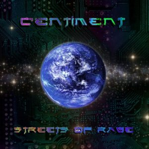 Centiment - Streets of Rage cover art