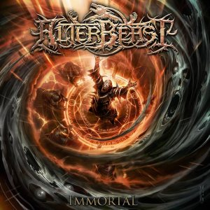 Alterbeast - Immortal cover art