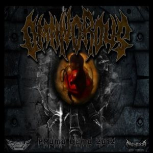 Omnivorous - Promo Demo 2012 cover art