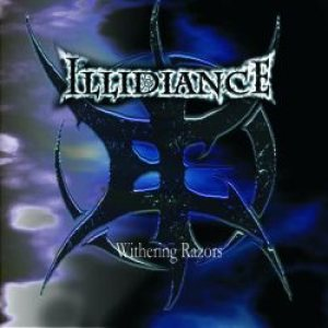 Illidiance - Withering Razors cover art