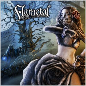 Flametal - Flametal cover art