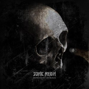 Sonic Reign - Monument in Black cover art