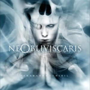 Ne Obliviscaris - Sarabande to Nihil cover art