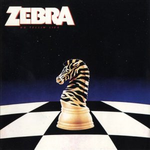 Zebra - No Tellin' Lies cover art