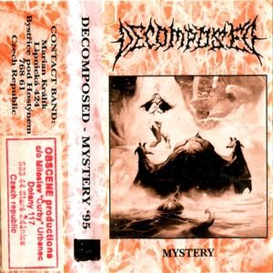 Decomposed - Mystery cover art