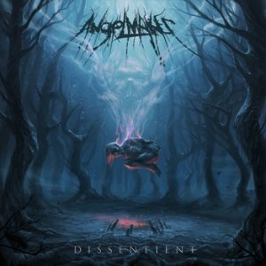 AngelMaker - Dissentient cover art