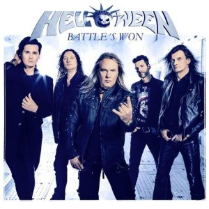 Helloween - Battle's Won cover art