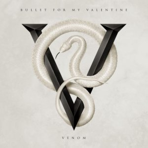 Bullet For My Valentine - Venom cover art