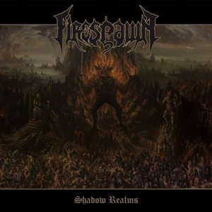 Firespawn - Shadow Realms cover art