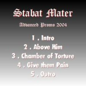 Stabat Mater - Rehearsal (a.k.a. Promo 2004) cover art