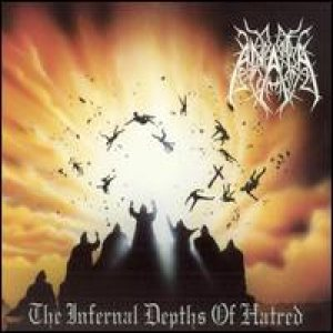 Anata - The Infernal Depths of Hatred cover art