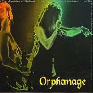 Orphanage - Mountains cover art
