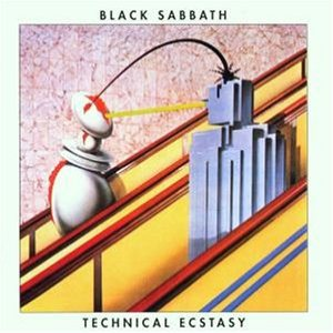 Black Sabbath - Technical Ecstasy cover art