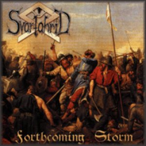 Svartahrid - Forthcoming Storm cover art