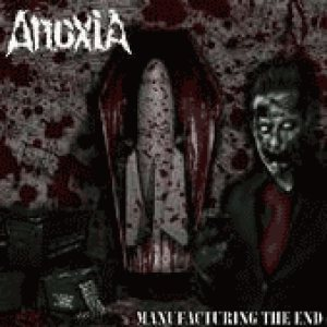 Anoxia - Manufacturing the End cover art