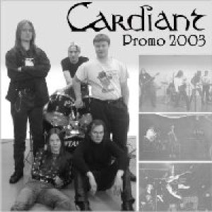 Cardiant - Promo 2003 cover art