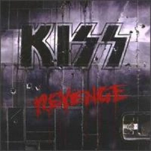 Kiss - Revenge cover art