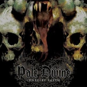 Pale Divine - Cemetery Earth cover art