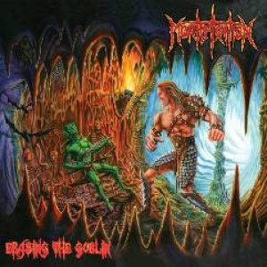 Mortification - Erasing the Goblin cover art