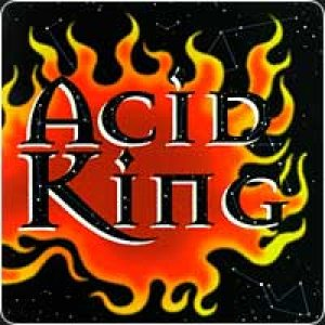 Acid King - Zoroaster cover art