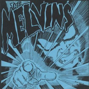 Melvins - Oven / Revulsion cover art