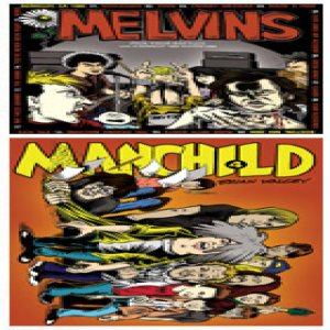 Melvins - Pick Your Battles cover art