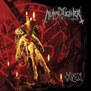 Nunslaughter - Hex cover art