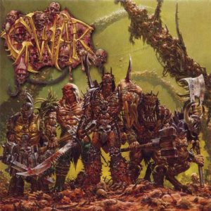 Gwar - Violence Has Arrived cover art